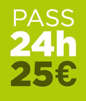 Lille City Pass 24h
