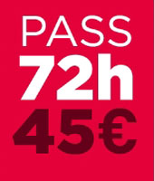 Lille City Pass 72h